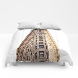 sir flatiron Comforters