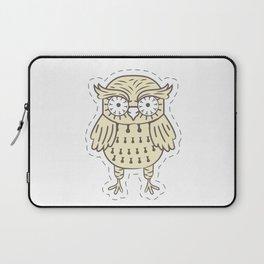 Evil Owl Laptop Sleeve