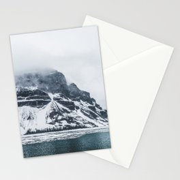 Bow Lake Alberta Stationery Cards