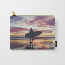 Surfing pure Color Carry-All Pouch
