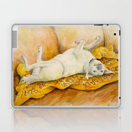 Star_Watercolor by Bruce Grant Laptop & iPad Skin