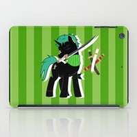 luffy iPad Cases featuring OP Pony Luffy by AbigailC