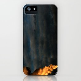 Fog that Devoured the World iPhone Case