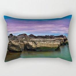 Ashbridges Bay Toronto Canada Sunrise No 14 Rectangular Pillow