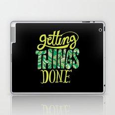 Getting Things Done Laptop & iPad Skin