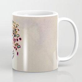 Fractal Jaguar Coffee Mug