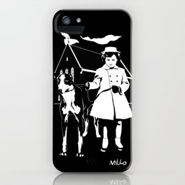 Dependent Personality Disorder (DPD) iPhone Case