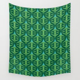 Forest Guardians Pattern Wall Tapestry