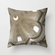 Borromini's Sant'Ivo Throw Pillow