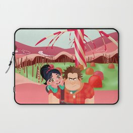 Ralph and Vanellope Laptop Sleeve