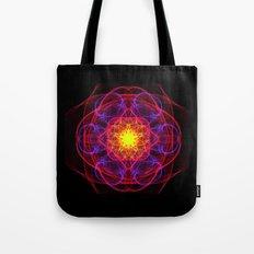 Silkweave / Neon Sigil 1 Tote Bag