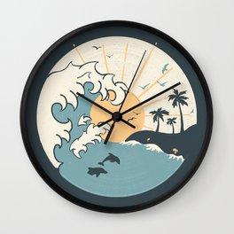 OCN LP... Wall Clock