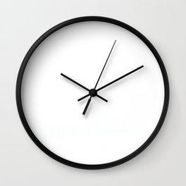 and Investigator Wall Clock