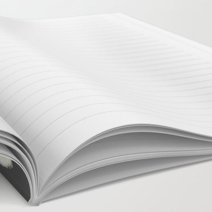 Sheep black & white Notebook