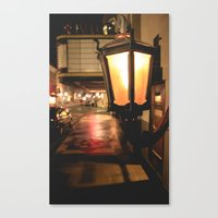 lantern Canvas Prints featuring Lantern  by Dillonmakar