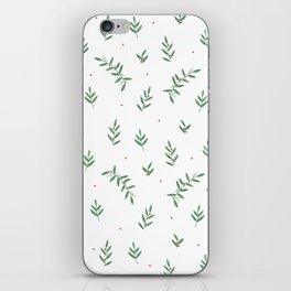 Chistmas Pattern iPhone Skin
