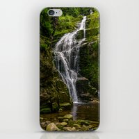 waterfall iPhone & iPod Skins featuring Waterfall by Pati Designs & Photography
