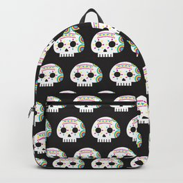 patron de calaveras Backpack