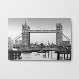 London ... Tower Bridge IV Metal Print