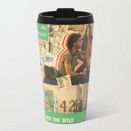 Into The Wild - Sean Penn Travel Mug
