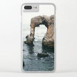 Pirate's Cove Clear iPhone Case