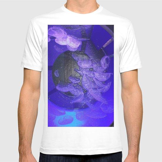 Acrylic Jelly Fish T-shirt