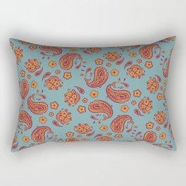 Improbability Paisley Rectangular Pillow