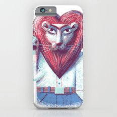 Lion's heart iPhone 6s Slim Case