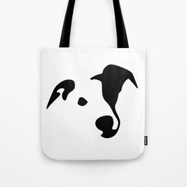 Whippet Dog Breed Tote Bag