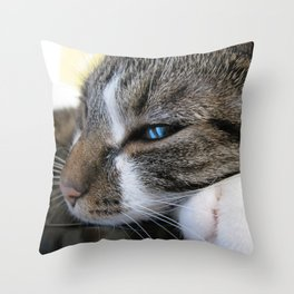 Luna Throw Pillow