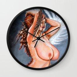 Ki-sikil-lil-la-ke Wall Clock