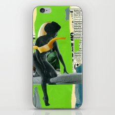 Venus (collaboration with the talented Peter Campbell) iPhone & iPod Skin