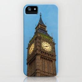 The Big Ben (London) iPhone Case