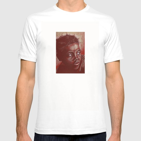 think about africa! T-shirt