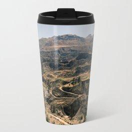 Colca Canyon Panorama Travel Mug