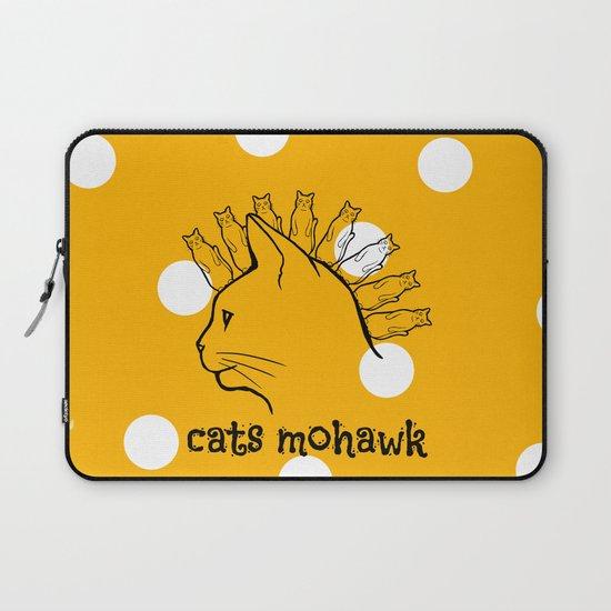 Cats Mohawk by ntanikoubou