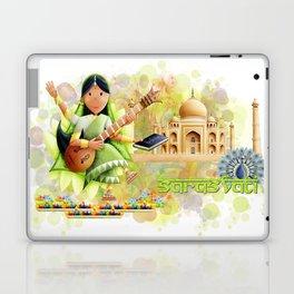 SARASVATI Laptop & iPad Skin
