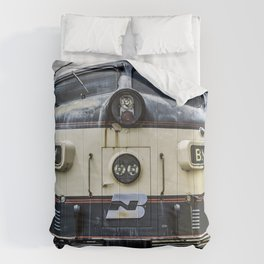 Cab Forward Comforters