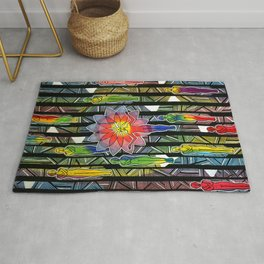 This Connection Rug