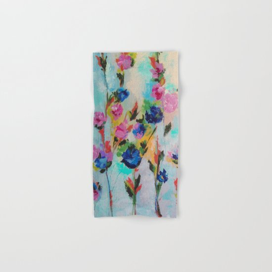 Flowers 3 Hand & Bath Towel