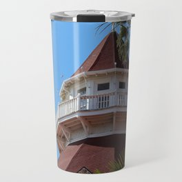 Hotel Del Coronado Travel Mug