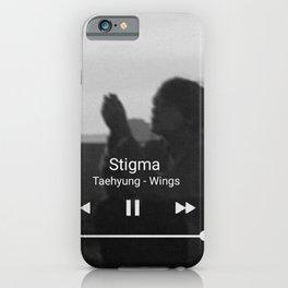 wings - stigma  iPhone Case