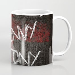 Seven deadly sins Coffee Mug