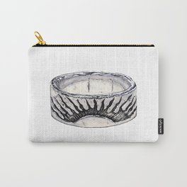 Agostino's Ring Carry-All Pouch