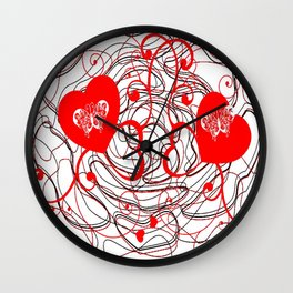 Patternh0909 Wall Clock
