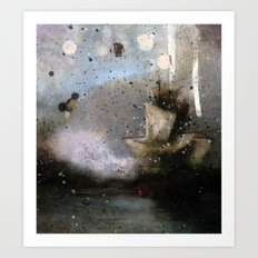 yearning  Art Print