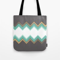chic Tote Bags featuring Chic by Katayoon Photography