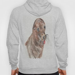 Silly Sea Lion Hoody