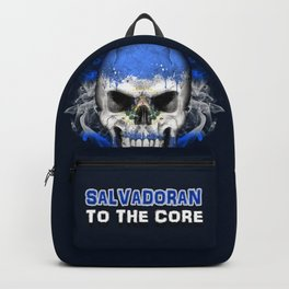 To The Core Collection: El Salvador Backpack
