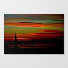 Port of Portland - Australia Canvas Print